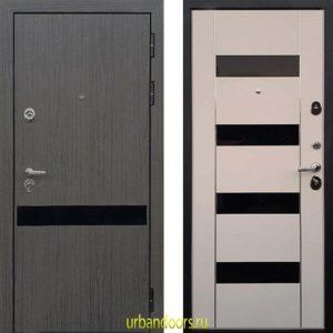 Дверь ReX Премьер Z-1 Венге Светлый