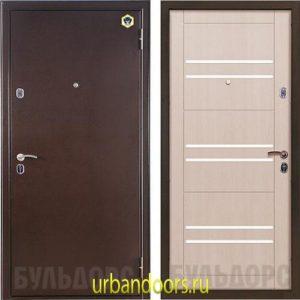 Дверь Бульдорс 13М в цвете шамбори светлый М-3 NEW