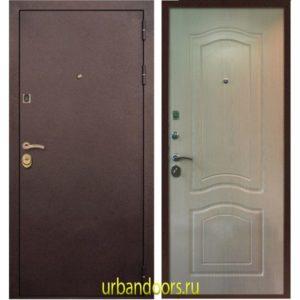 Дверь ReX Лайт 3 Беленый Дуб