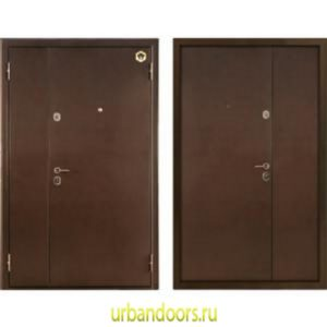 Дверь тамбурная Бульдорс — 13Д Медь