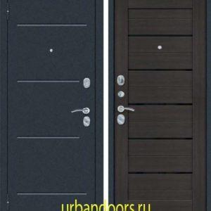 Заводские двери Линия 2К Орех