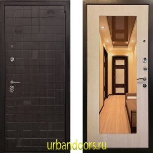 Дверь Ратибор Силуэт 3К Экодуб