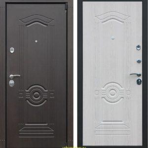 Дверь АСД Гермес в цвете венге и белёный дуб