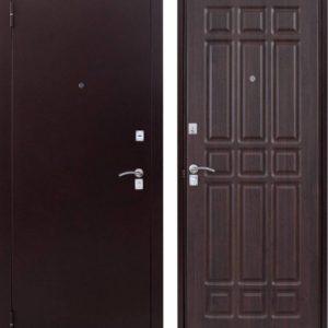 Заводские двери Дачник
