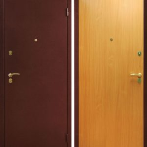 Дверь АСД Стандарт в цвете миланский орех