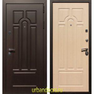 Дверь ReX Эврика Беленый Дуб