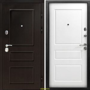 Дверь Йошкар-Ола Гранд белая эмаль