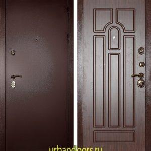 Дверь Сударь МД-09 (Орех)
