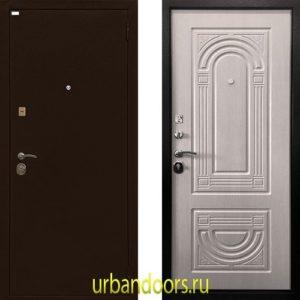 Дверь Ратибор Оптима 3К Экодуб