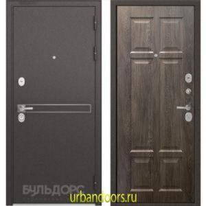 Дверь Бульдорс Standart 90 D-4 Дуб шале серебро 9S-109