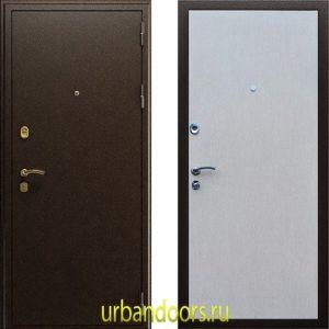 Дверь АСД Стандарт в цвете беленый дуб