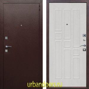 Дверь Цитадель Гарда 6см Белый Ясень