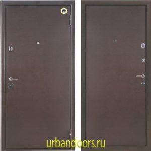 Дверь Бульдорс Steel-14 NEW