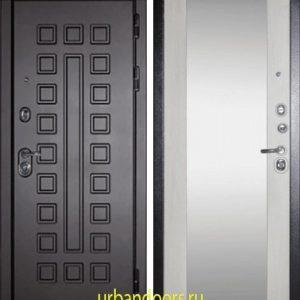 Дверь Сударь МД-30 (с зеркалом)