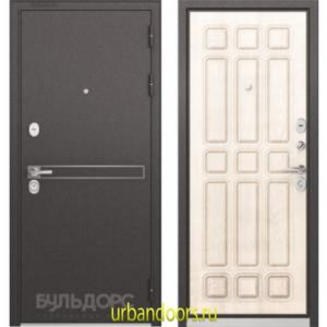 Дверь Бульдорс Standart 90 D-4 Ларче бьянко 9S-111