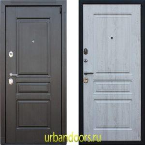 Дверь АСД Гермес NEW в цвете белая сосна