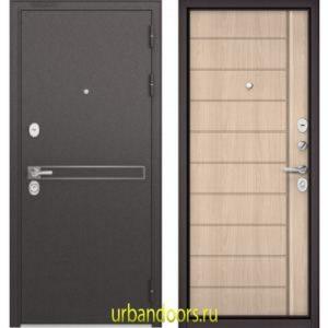 Дверь Бульдорс Standart 90 D-4 Ясень ривьера крем 9S-136