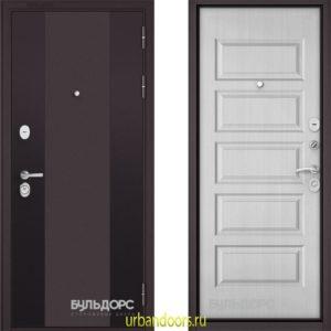 Дверь Бульдорс Standart 90 9К-4 Дуб светлый матовый 9S-108