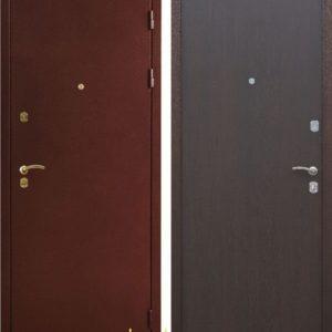 Дверь АСД Стандарт в цвете венге