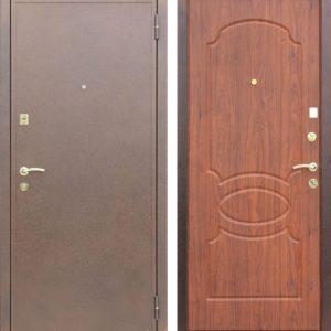 Дверь АСД Грация в цвете темный орех