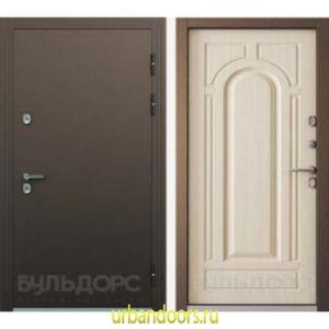 Дверь Бульдорс ТермоБУЛЬ-2 Белый перламутр