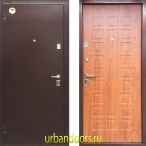 Дверь Бульдорс 13 в цвете дуб золотой A-3 NEW