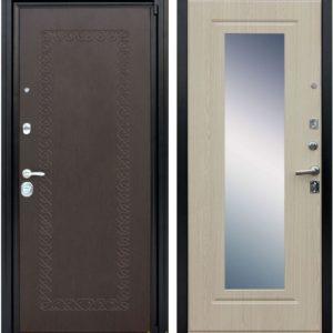 Дверь АСД Викинг в цвете беленый дуб