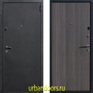 Дверь Цитадель Гарда Муар 7,5 см Венге Тобакко