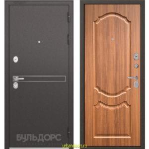 Дверь Бульдорс Standart 90 D-4 Орех лесной 9SD-4