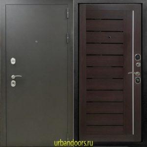 Дверь Йошкар-Ола Бордо 3К Темный орех