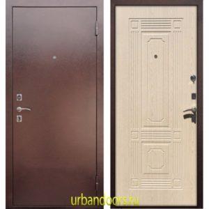 Дверь ReX 1 ФЛ-2 Беленый дуб