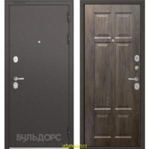 Дверь Бульдорс Standart 90 Дуб шале серебро 9S-109