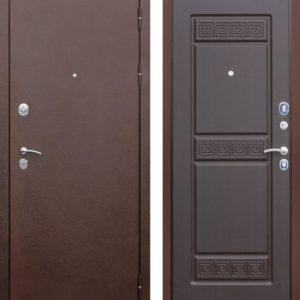 Дверь Йошкар-Ола Троя Аргентум в цвете Венге