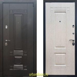 Дверь ReX 9 Беленый Дуб