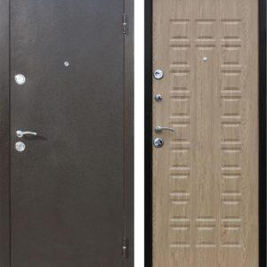 Дверь Йошкар-Ола Престиж в цвете Ель Карпатская