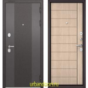 Дверь Бульдорс Standart 90 9K-4 Ясень ривьера крем 9S-136