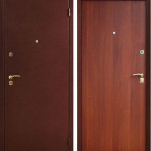 Дверь АСД Стандарт в цвете итальянский орех