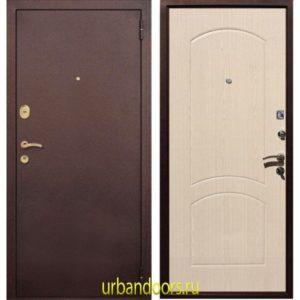 Дверь ReX 1A Беленый Дуб