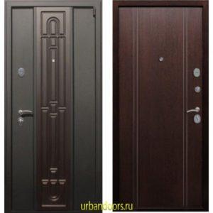 Дверь ReX Комби Венге