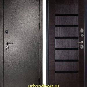 Дверь Сударь МД-05 (Серебро)