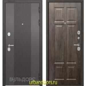 Дверь Бульдорс Standart 90 9K-4 Дуб шале серебро 9S-109