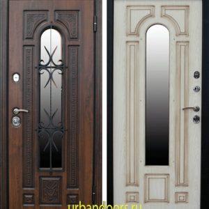 Дверь Сударь Рим (с ковкой)