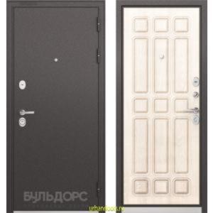 Дверь Бульдорс Standart 90 Ларче бьянко 9S-111