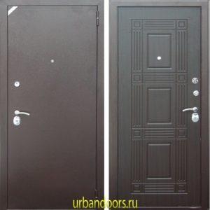 Дверь Зетта Комфорт 2 Б-1 венге