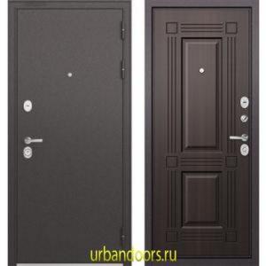 Дверь Бульдорс Standart 90 Ларче темный 9S-136