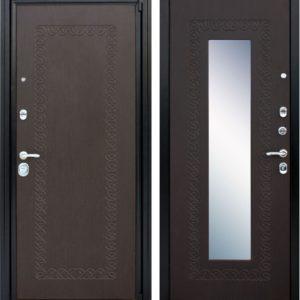 Дверь АСД Викинг в цвете венге
