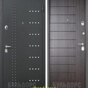 Дверь Бульдорс ARNE 44R в цвете темный ларче