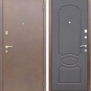Дверь АСД Грация в цвете венге