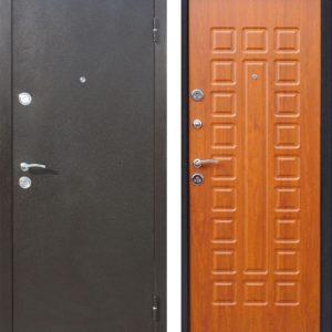 Дверь Йошкар-Ола Престиж в цвете золотой дуб