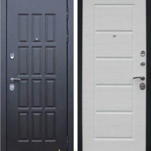 Дверь АСД Фортуна в цвете венге и беленый дуб